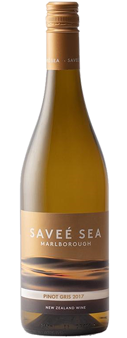 Savee Sea Marlborough Pinot Gris 2017