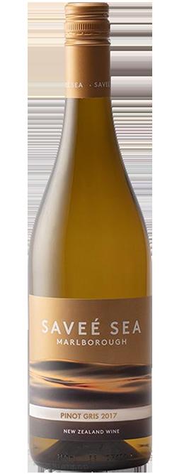 Savee Sea Marlborough Pinot Gris 2017