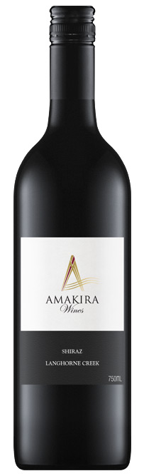 Amakira Langhorne Creek Shiraz 2017