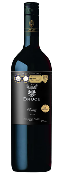 Brygon Reserve The Bruce Margaret River Shiraz 2015
