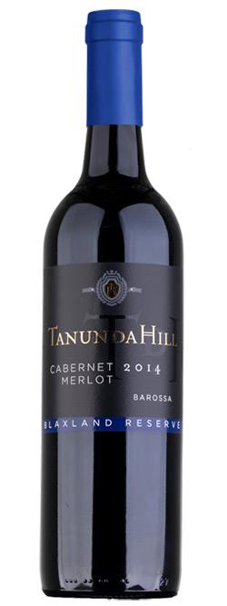 Tanunda Hill Reserve Barossa Valley Cabernet Merlot 2014