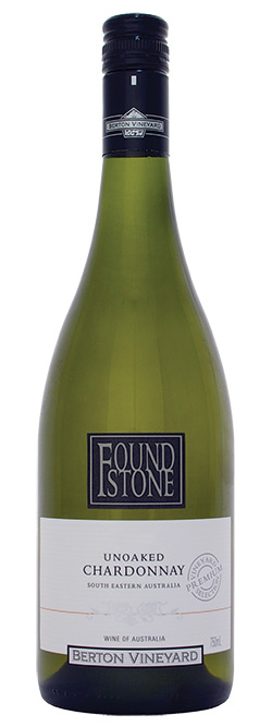 Berton Vineyards Foundstone Unoaked Chardonnay 2017