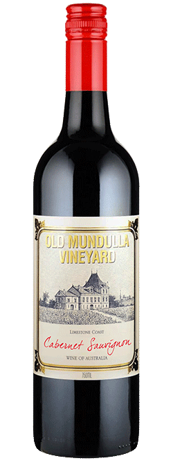 Old Mundulla Vineyard Limestone Coast Cabernet Sauvignon 2017