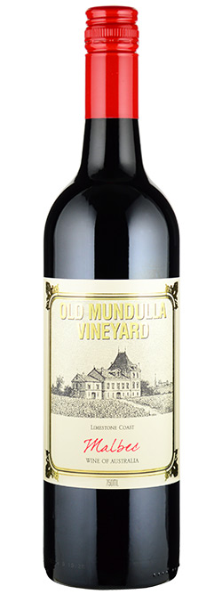 Old Mundulla Vineyard Limestone Coast Malbec 2017