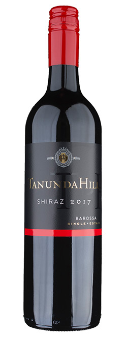 Tanunda Hill Reserve Barossa Valley Shiraz 2017