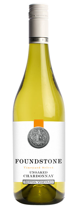 Berton Vineyards Foundstone Unoaked Chardonnay 2018