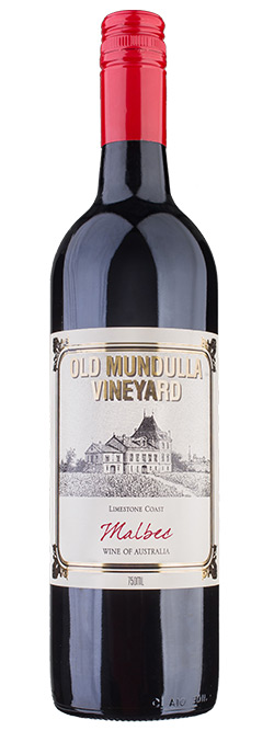 Old Mundulla Vineyard Limestone Coast Malbec 2018