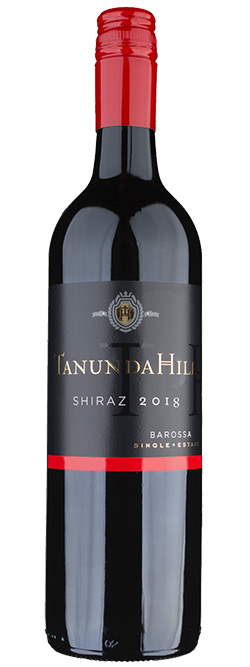 Tanunda Hill Reserve Barossa Valley Shiraz 2018