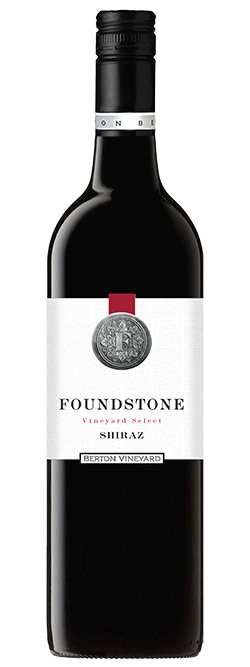 Berton Vineyards Foundstone Shiraz 2019