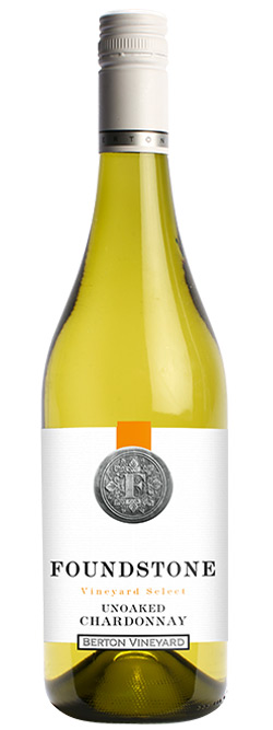 Berton Vineyards Foundstone Unoaked Chardonnay 2019