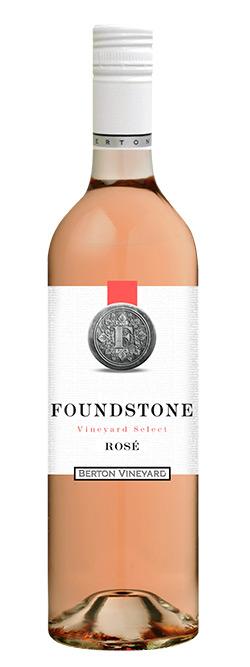 Berton Vineyards Foundstone Rose 2019