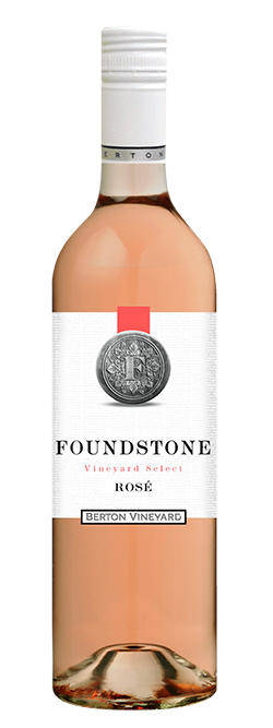 Berton Vineyards Foundstone Rose 2019