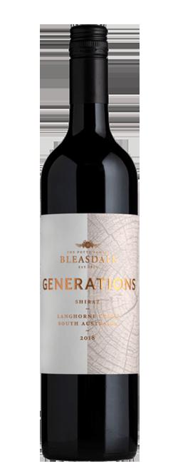 Bleasdale Generations Langhorne Creek Shiraz 2018