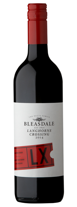 Bleasdale Langhorne Crossing Red Blend 2014