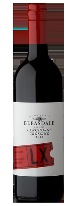 Bleasdale Langhorne Crossing Red Blend 2014