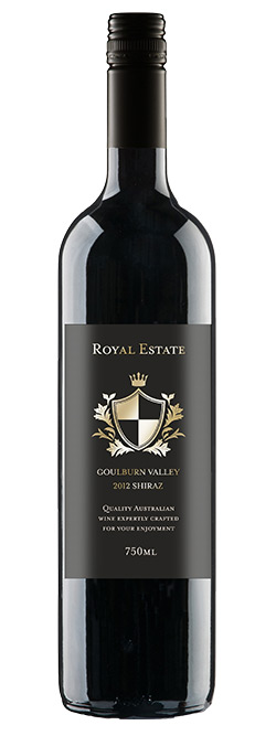 Royal Estate Goulburn Valley Shiraz 2012