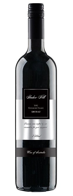 Shadow Hill Goulburn Valley Shiraz 2012