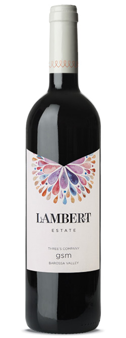Lambert Estate Three's Company Barossa Valley GSM 2013