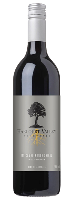 Harcourt Valley Vineyards Mt Camel Range Heathcote Shiraz 2016