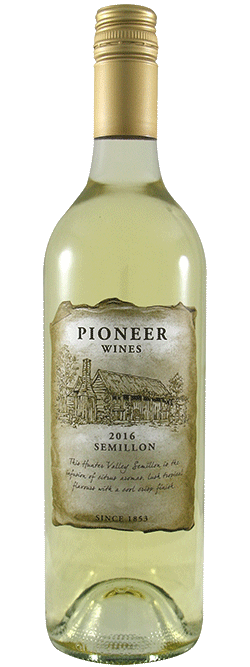 Drayton's Pioneer Wines Hunter Valley Semillon 2016