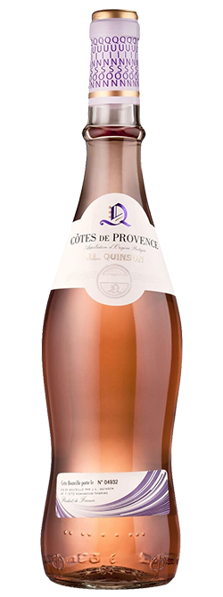 Quinson Cotes de Provence 2017