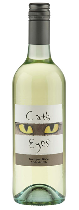 Cats Eyes Adelaide Hills Sauvignon Blanc 2018