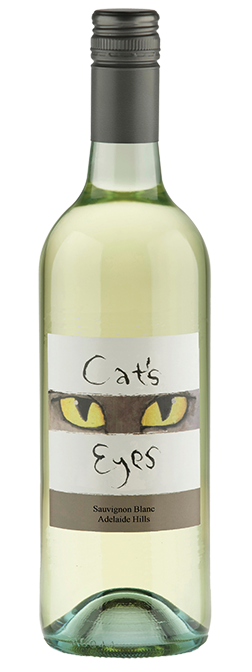 Cats Eyes Adelaide Hills Sauvignon Blanc 2018