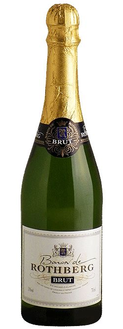 Baron de Rothberg French Brut Nv