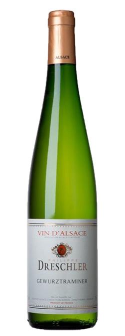 Philippe Dreschler Vin D'Alsace Gewurztraminer 2016