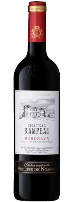 Philippe De Noange Chateau Rampeau Bordeaux 2016