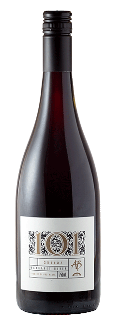 101 Margaret River Shiraz 2016