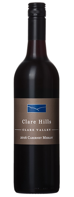 Clare Hills Clare Valley Cabernet Merlot 2016 By Neil Pike
