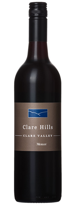 Clare Hills Clare Valley Merlot 2017 By Neil Pike