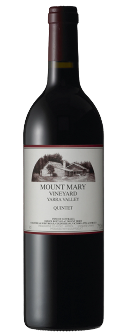 Mount Mary Yarra Valley Quintet 2017