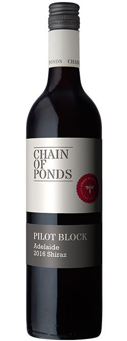 Chain Of Ponds Pilot Block Langhorne Creek Shiraz 2016