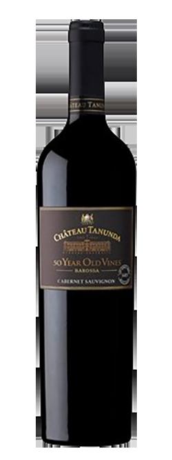 Chateau Tanunda 50 Year Old Vines Barossa Cabernet Sauvignon 2017