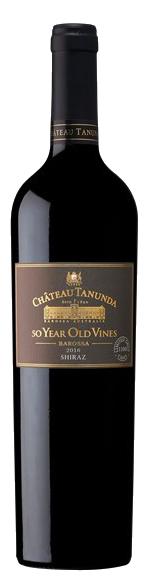 Chateau Tanunda 50 Year Old Vines Barossa Shiraz 2017