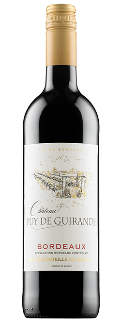 Chateau Puy De Guirande Bordeaux 2017