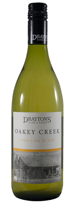 Draytons Family Oakey Creek Semillon Blanc 2013