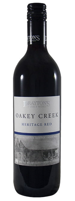 Draytons Family Oakey Creek Hunter Valley Heritage Red 2015