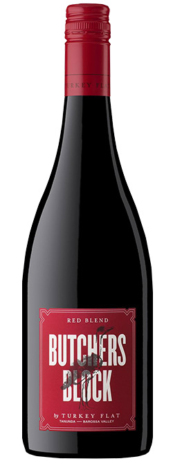 Turkey Flat Butchers Block Barossa Valley Red 2017