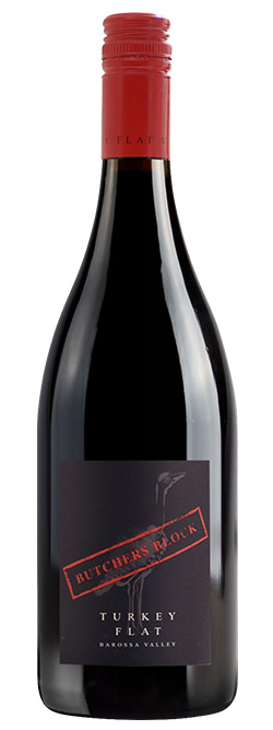 Turkey Flat Barossa Valley Butchers Block Shiraz 2018