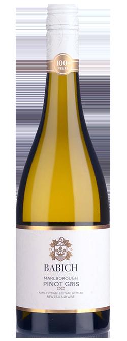 Babich Marlborough Pinot Gris 2020