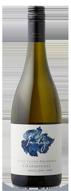 Indigo Vineyard Blue Label Alpine Valleys Beechworth Chardonnay 2017