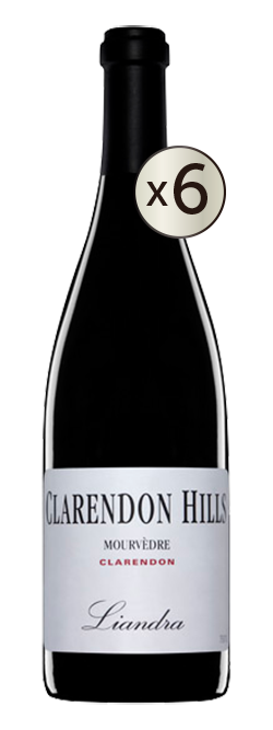 Clarendon Hills Liandra Mourvedre 2013 6pack