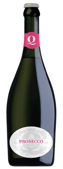 Quarisa Wines Mrs Q King Valley Prosecco Nv