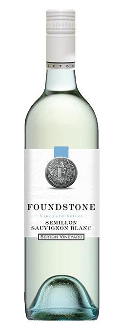 Berton Vineyards Foundstone Semillon Sauvignon Blanc 2017