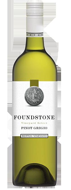Berton Vineyards Foundstone Pinot Grigio 2019