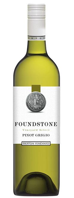 Berton Vineyards Foundstone Pinot Grigio 2020