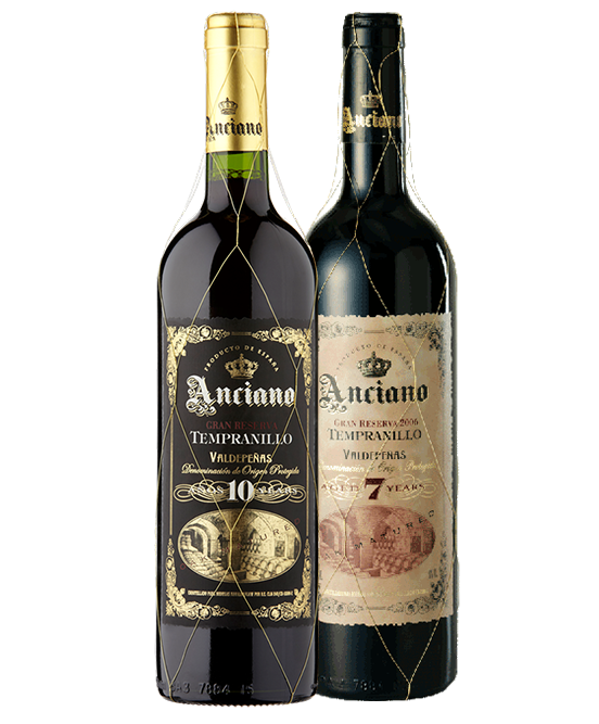 Anciano Aged Tempranillo Mixed Dozen